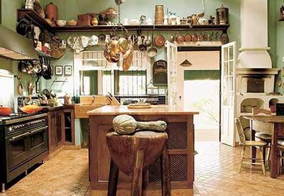 decoração de casas rústicas