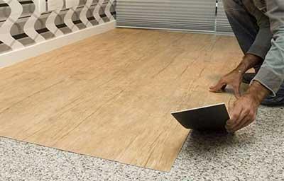 adesivos para piso