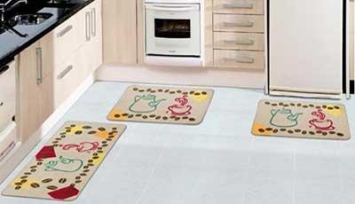 imagens de tapetes para cozinha
