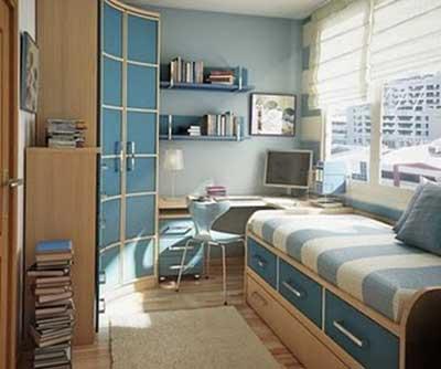 fotos de decoração de quarto