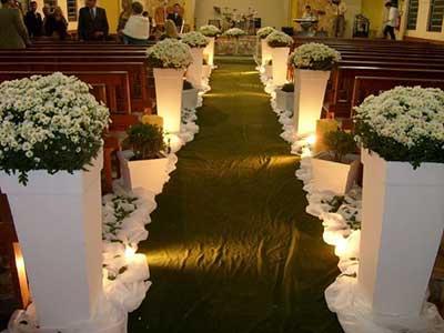 como decorar igrejas