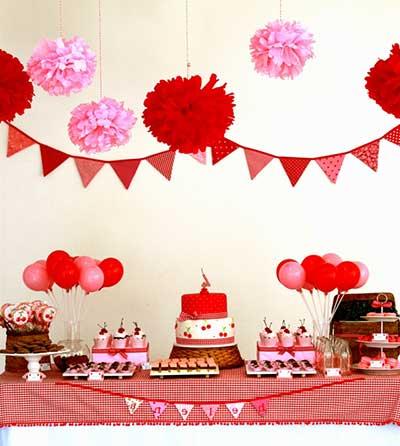 fotos de festa decorada