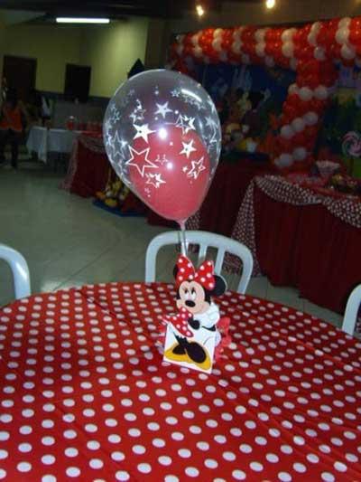 Festa com Tema Mickey Como Decorar Mesa para Festa Jogos para Decorar
