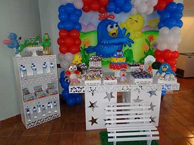 como fazer a decoração de festas