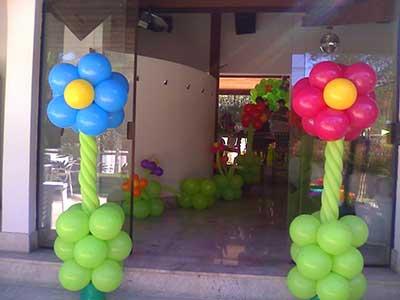 dicas de decoração com balões