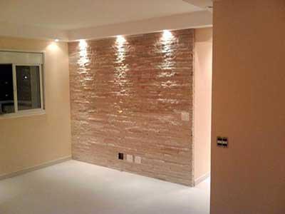 Como fazer decora o com gesso para sala casa quarto - Placas para decorar paredes ...