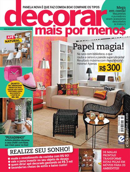revistas para decorar