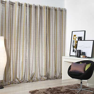 30 modelos de cortinas modernas fotos ideias inspira o for Modelos de cortinas para salon moderno