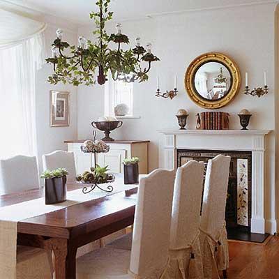 imagens de mesa de jantar