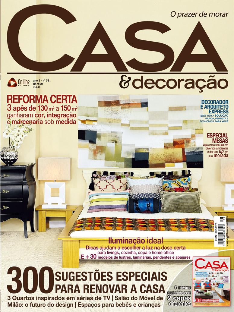revistas de decoraçao