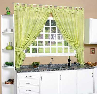 Modelos de cortinas para cozinha modernas baratas - Diferentes modelos de cortinas para sala ...