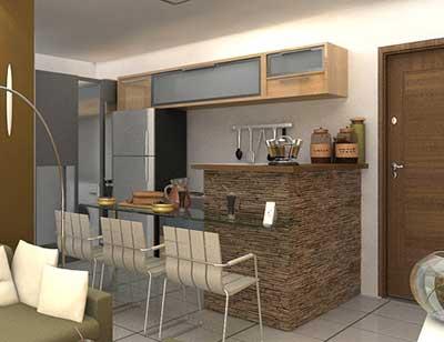 imagens de como decorar cozinhas