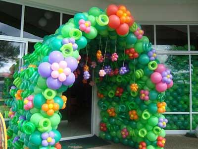 imagens de decoração com bolas