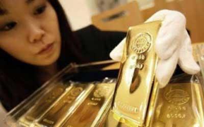 fotos de gramas de ouro