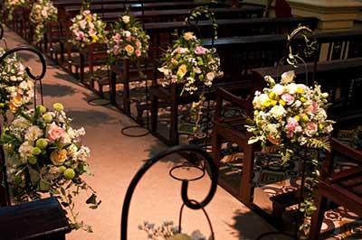 casamento decorado