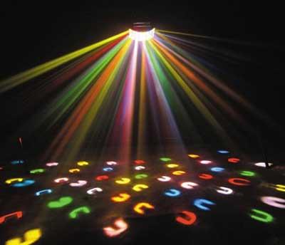 fotos de iluminação de festa
