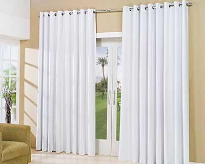 30 modelos de cortinas modernas fotos ideias inspira o - Cortinados modernos ...