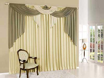 fotos de cortinas para salas