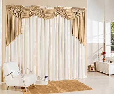 Como escolher cortinas para sala for Modelos de cortinas
