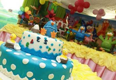 fotos de aniversário infantil