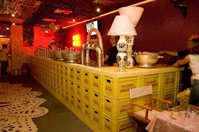 Decora o da bar e boteco fotos dicas imagens for Modelos de bares rusticos para casas