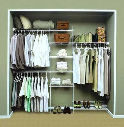 fotos de closets