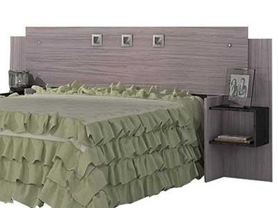 modelo de cama de casal box