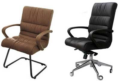 fotos de cadeira para escritório