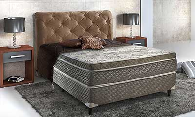 cama de casal box