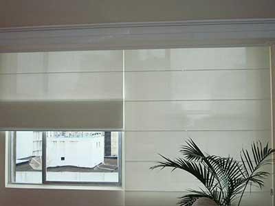 30 modelos de cortinas romanas passo a passo fotos for Modelos cortinas modernas