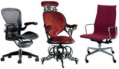 imagens de cadeira para escritório