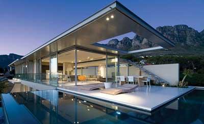 casas luxuosas de luxo fotos imagens decora o. Black Bedroom Furniture Sets. Home Design Ideas