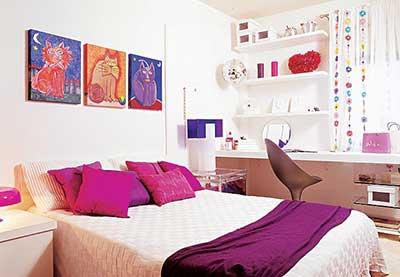quartos para jovens