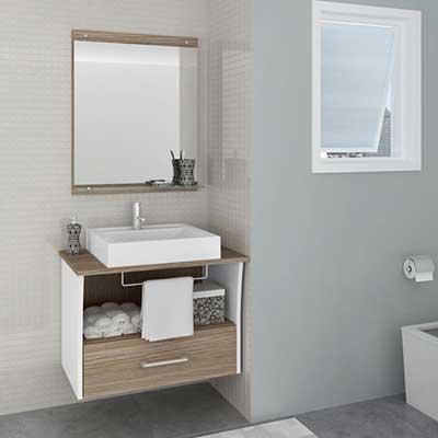 dicas de luminárias para banheiros