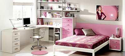 imagens de quartos para jovens