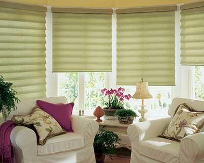 modelos de cortinas romanas