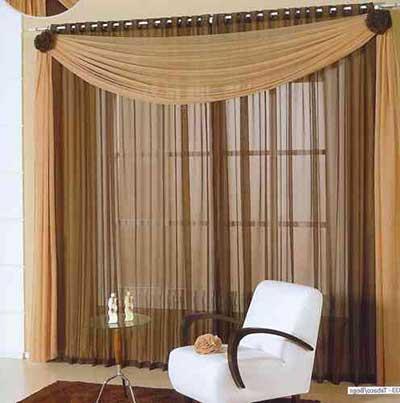 30 modelos de cortinas modernas fotos ideias inspira o for Modelos de cortinas modernas