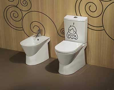 adesivos para banheiros
