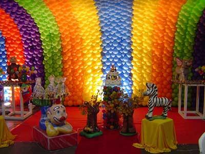dicas de festa com balões