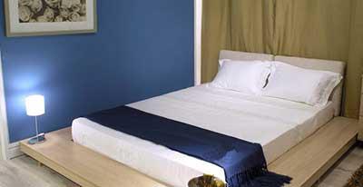 paredes azuis para quarto