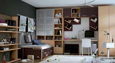 como decorar quartos para jovens