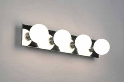 fotos de luminárias para banheiros