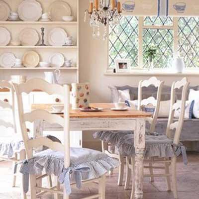 fotos de decoração provençal
