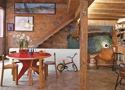 Casas r sticas decoradas fotos ideias dicas imagens - Como decorar mi casa rustica ...