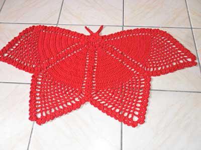 de borboleta