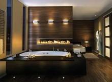 banheiros luxuosos