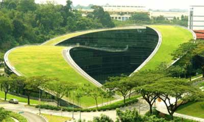 imagens de arquitetura sustentável