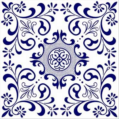 Azulejos decorados fotos cozinhas banheiros for Imagenes de pisos decorados