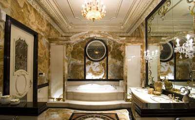 decoração de banheiros de luxo