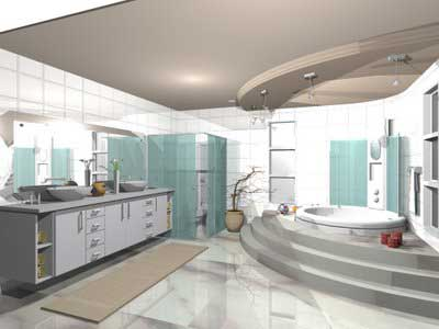 como decorar banheiros